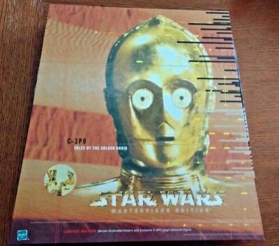 Star Wars Masterpiece Edition C-3PO Tales of the Golden Droid