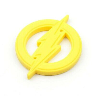 The Flash Infant Teether Yellow