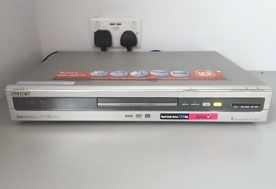Sony Rdr-Hxd710 Multiregion Dvd Recorder With 160Gb Hdd And Freeview