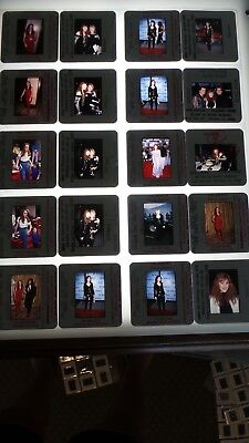 Tiffany Musician  Lot Of Color 35Mm Slide Transparency Photo #21