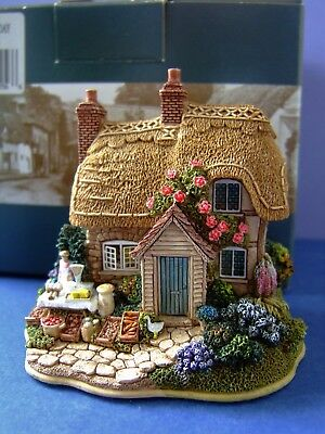 A Lilliput Lane Fresh Today(L2256) Membership Piece 1999/2000 Boxed with Deeds