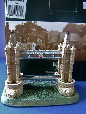 A Lilliput Lane Tower Bridge(L2532) Boxed no Deeds