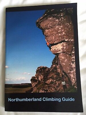 Northumberland Climbing Guide.Brand New. Last 3 in Stock.Reduced. Free Delivery.