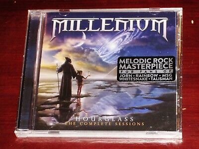Millenium: Hourglass - The Complete Sessions CD 2017 Divebomb Records USA NEW