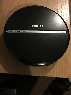 Philips EXP2546 Personal MP3-CD Player