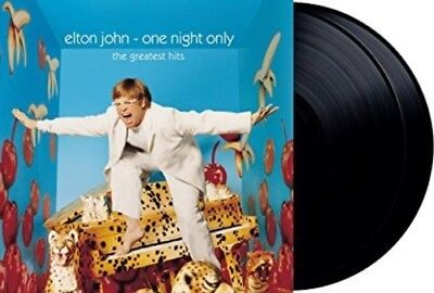 Elton John - One Night Only - The Greatest Hits [New Vinyl LP]