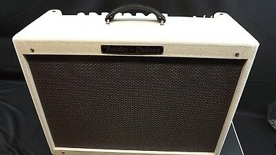 """Fender Hot Rod Deluxe """"LIMITED EDITION"""" WHITE amplifier PR246 180W 60 YEAR MODEL"""