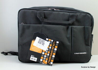 *NEW* Louis Garneau Laptop Briefcase / Black