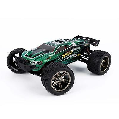High Speed 2WD 1/12 Off Road Model Remote Control Truck for GPTOYS S912 Green S5
