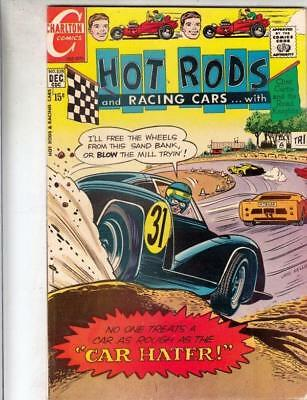 Hot Rods and Racing Cars 105 strict NM- 9.2 1970    Wythville Certificate Book