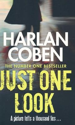 NEW Just One Look By Harlan Coben Paperback Free Shipping