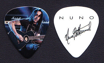Extreme Nuno Bettencourt Signature Photo Guitar Pick #2 - 2016 Rihanna
