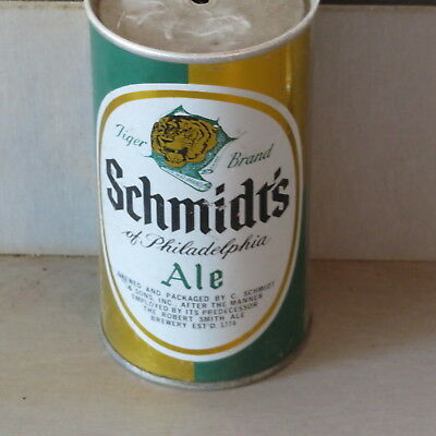 Schmidts  Tiger Brand Ale   Really Nice   Cleveland   Ss Tab