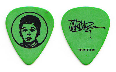 John Mayer Signature Green Guitar Pick - 2002 Room For Squares Tour