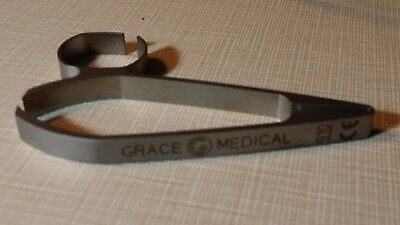 Grace Medical 910 Stainless Steel Alto Cutter Surgical Ent Prop Vet Lab Medical