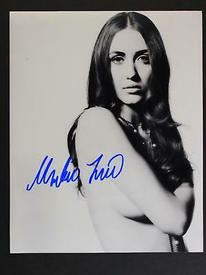 MADELINE ZIMA (THE NANNY~CALIFORNICATION) AUTOGRAPH 8 x 10 PHOTO~