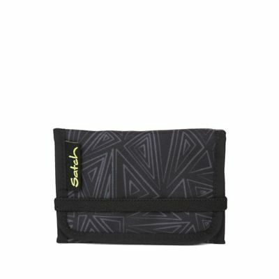 Satch by Ergobag Geldbeutel Black Bermuda schwarz