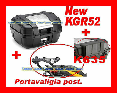 Bmw F 650 Gs 2000 2003 Koffer Bauletto Kgr52 + Chassis 639F + M3 + Spalier