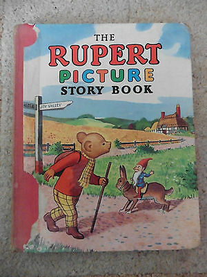 The Rupert Picture Story Book