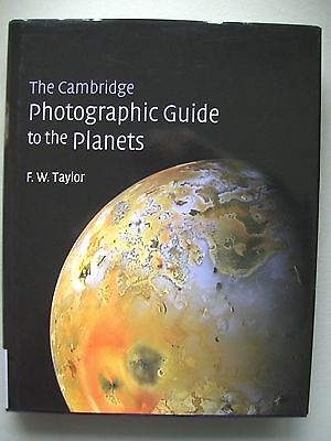 The Cambridge Photographic Guide to the Planets 2001 Fotografien Planeten