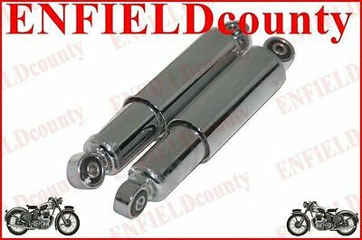New Lambretta Scooter Gp Front Chrome Plated Damper Shock Absorber Unit @aus