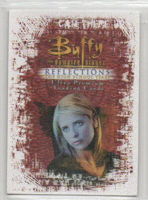 Buffy The Vampire Slayer Reflections - 72 Card Complete Base Set EX Inkworks