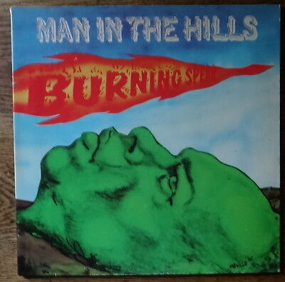 BURNING SPEAR - Man In The Hills. Island ILPS 9412  1976  EX-