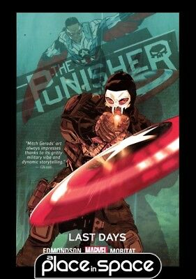 Punisher Vol 03 Last Days - Softcover