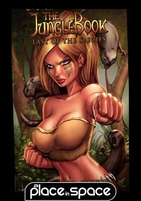 Grimm Fairy Tales Jungle Book Vol 02 Last Of The Species - Softcover