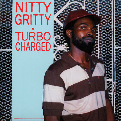 Nitty Gritty - Turbo Charged - LP Vinyl - New