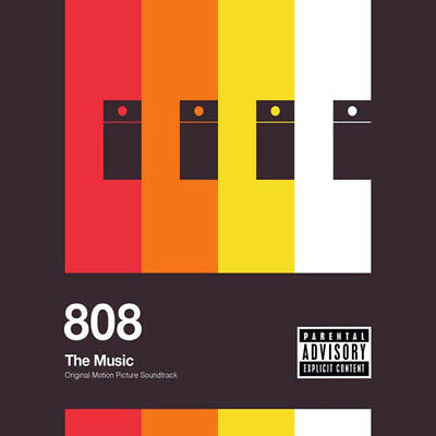 808: The Music - Self-Titled - Double LP Vinyl - New