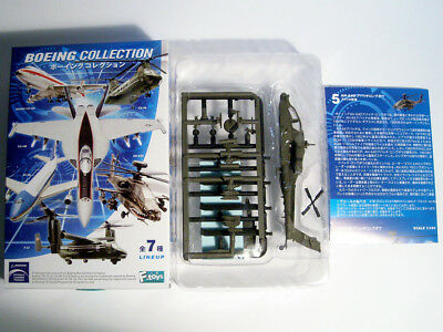 1/144 Boeing Collection #5 AH-64D Apache Longbow US Army #