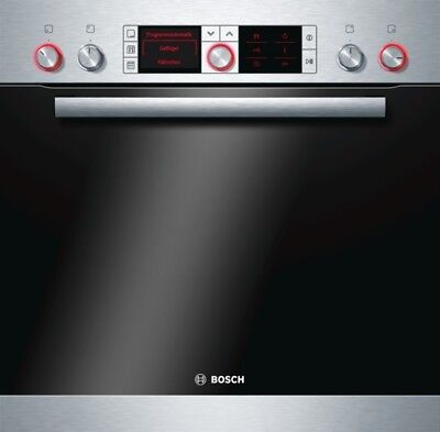 Bosch heg78u150d Stainless Steel - Built In Oven