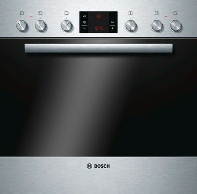 Bosch heb23c155 Stainless Steel - Built In Oven