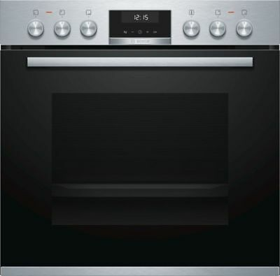Bosch Built In Oven - heb517bs1 Stainless Steel