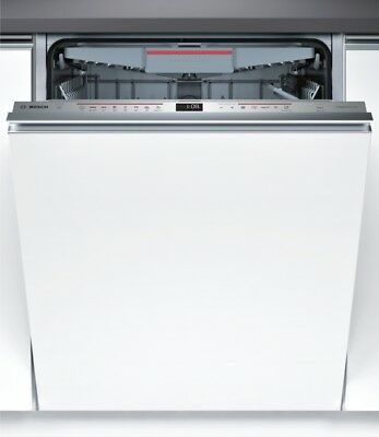Bosch smv68md02e - Super Silence Dishwasher 60 cm - Fully Integrated With Open
