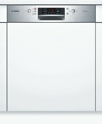 Bosch smi46ms01e - SILENCE PLUS DISHWASHER 60 cm - can be Integrated - Stainless