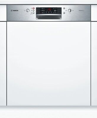 Bosch smi46gs00e - SILENCE PLUS DISHWASHER 60 cm - can be Integrated - Stainless