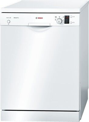 Bosch sms25aw00e - SILENCE PLUS DISHWASHER 60 cm - Stand - White