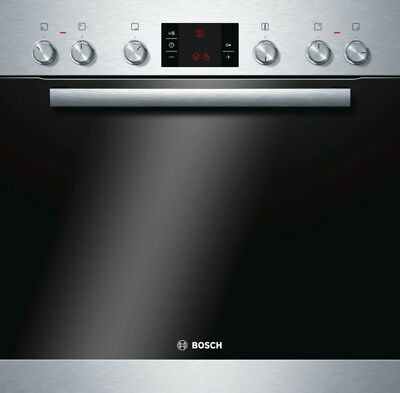 Bosch heb73d151 Stainless Steel - Built In Oven