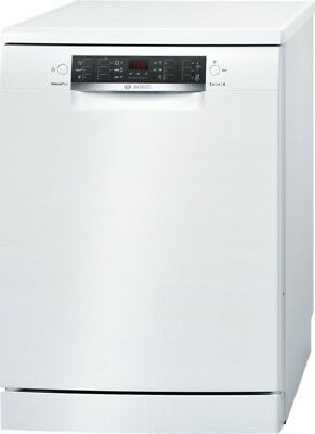 Bosch sms46kw01e - SILENCE PLUS DISHWASHER 60 cm - Stand - White