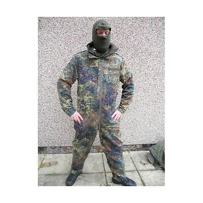 German Army Flectarn Tank Suit and Liner Thermal 2 Peice Cold Weather Suit.
