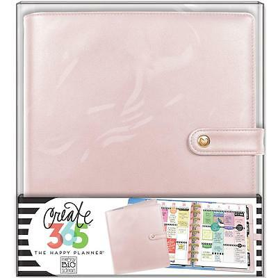 Me & My Big Ideas Create 365 CLASSIC Happy Planner Deluxe Cover Rose Gold CODC05