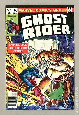 Ghost Rider (1973 1st Series) Mark Jewelers #53MJ FN- 5.5 LOW GRADE