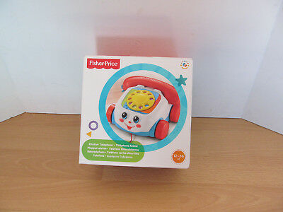 Fisher Price Chatter Telephone Age 12-36 Months New