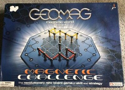 Geomag - Magnetic World - The Original (2004) Complete Claudio Vicentelli