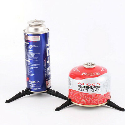 Fire Maple Folding Camping Stove Cooking Gas Tank Bracket Bottle Fad.