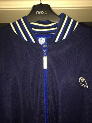 Mens Tracksuit Top/ Jacket /Top Xl Sheffield Wednesday