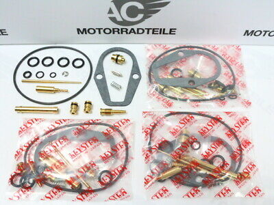 Honda CB500 CB 500 Four Vergaser Reparatursatz Keyster Neu carburetor repair kit