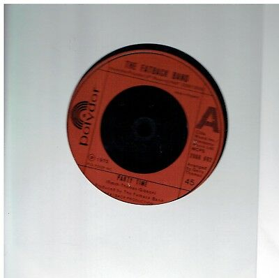Fatback Band Party Time 45 1975